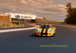 New Jersey Motorsports Track, Car Racing