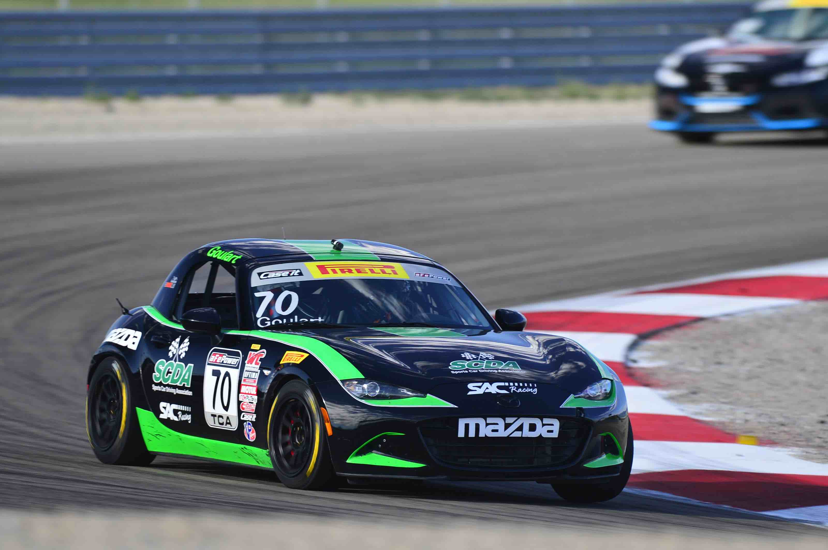 Mazda Global MX-5 Cup Car- SCDA Elivan Goulart