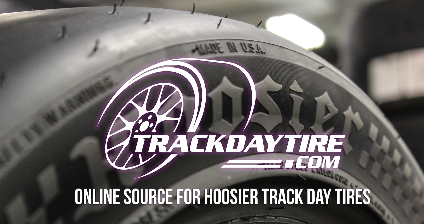 SCDA- Track Day Tire partners with SCDA to bring you Hoosiers at a discounted rate