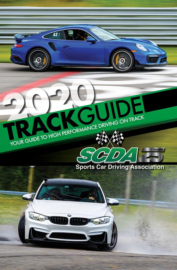 2020 SCDA Track Guide
